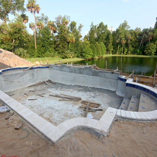 Pool Construction Mallorca