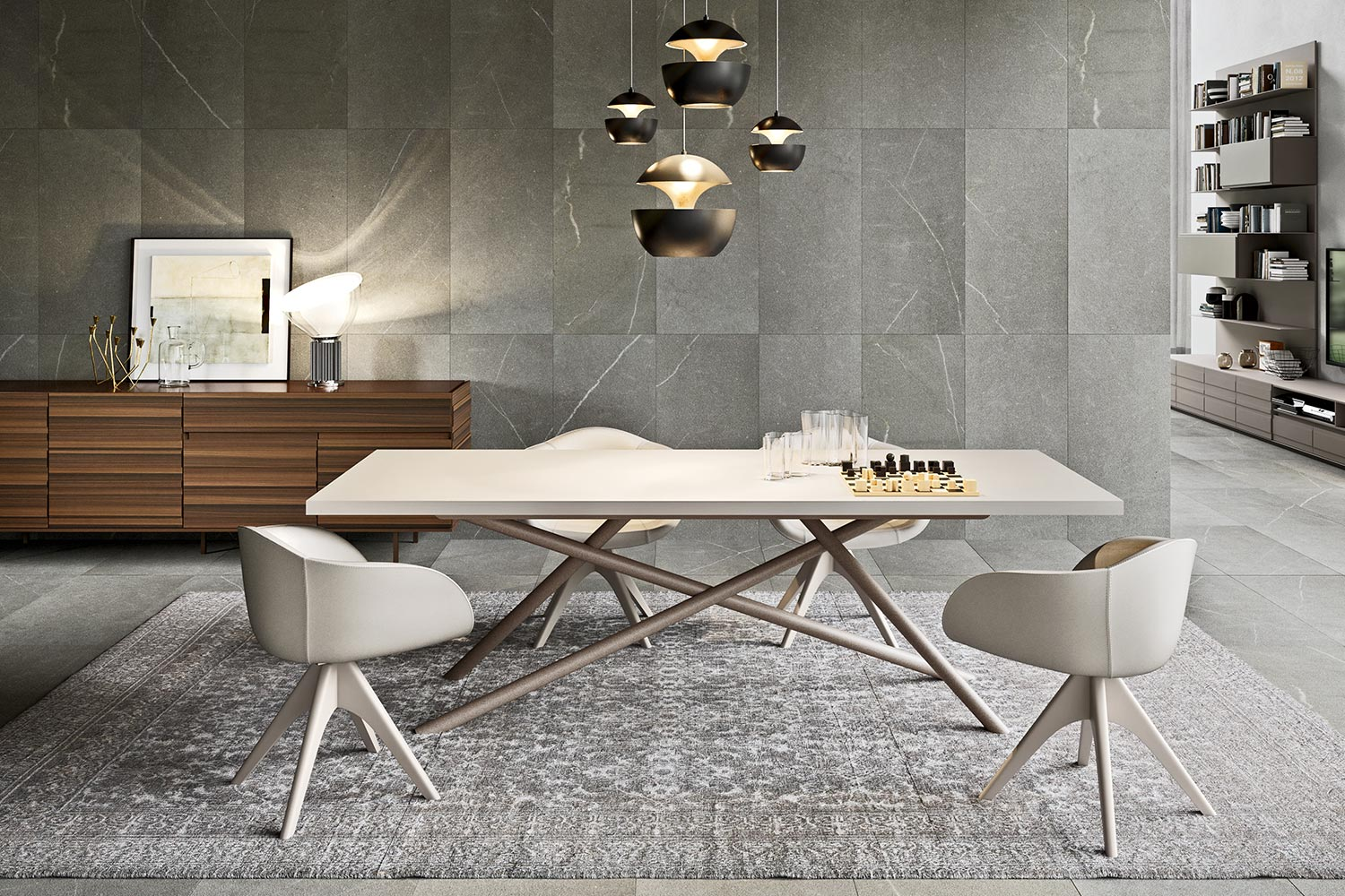 Incredible Tricks To Enhance A Dining Room