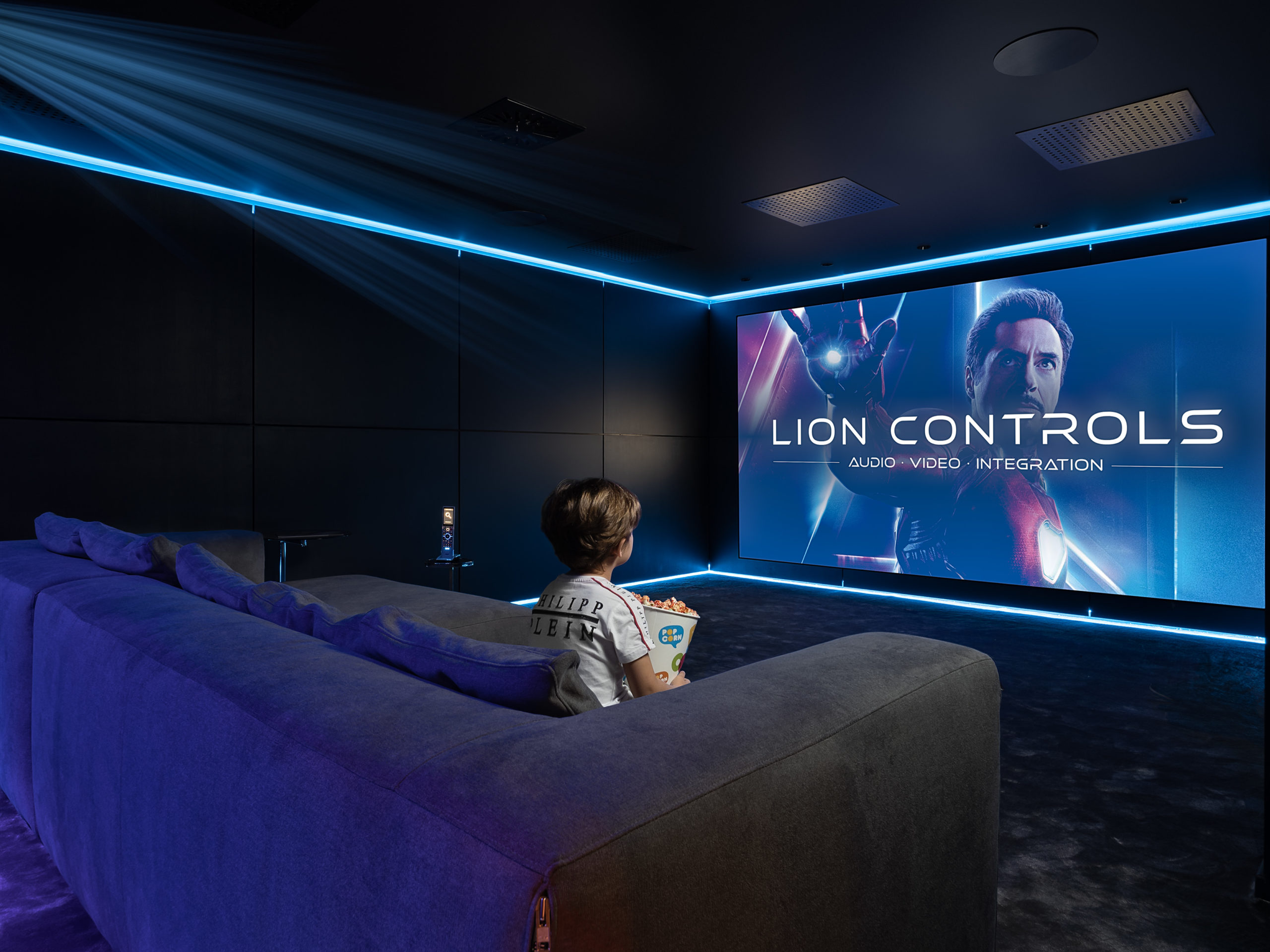 home cinema in mallorca